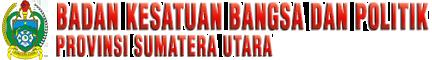 Badan Kesatuan Bangsa dan Politik Provinsi Sumatera Utara